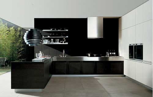 Kitchen design kitchen designer hyderabad sh interior for Kitchen interior design images
